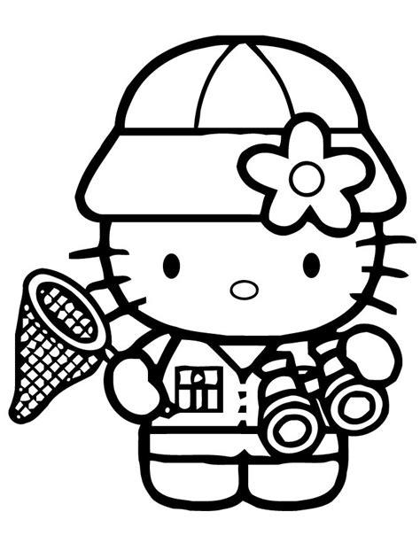hello kitty kimono coloring page 1000 ideas about hello kitty drawing on pinterest hello