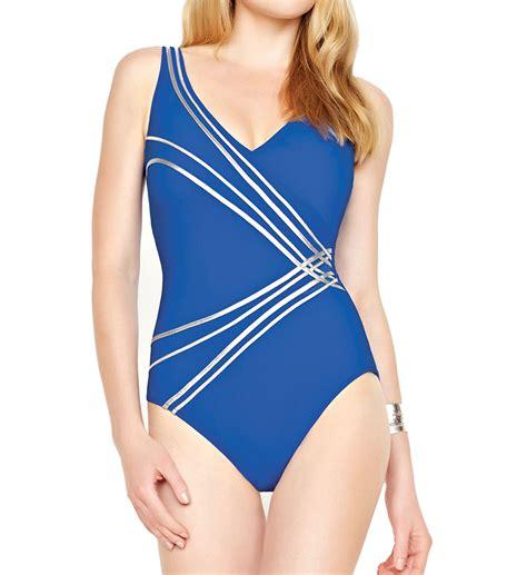 silver by gottex swimwear silver by gottex swimwear gottex essentials hourglass