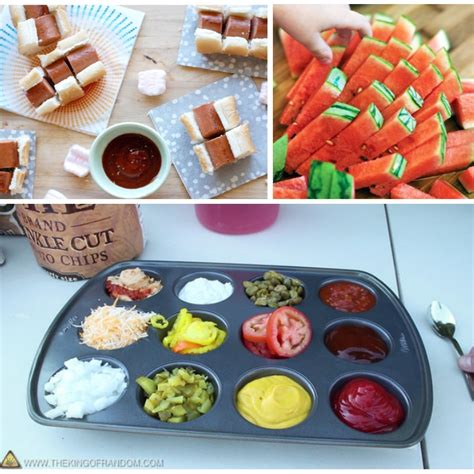 backyard party food ideas 28 tips for stress free outdoor party