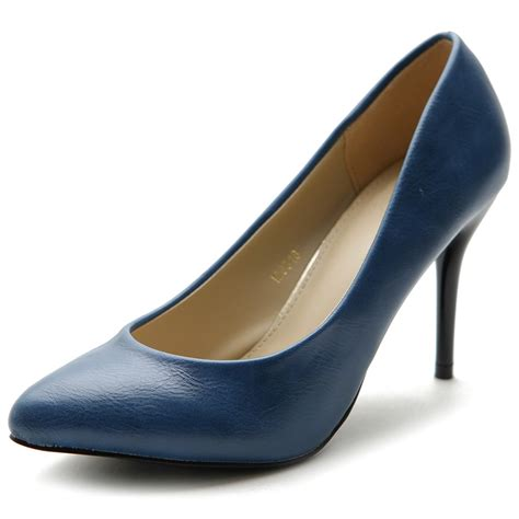 classic high heels ollio s shoes pointed toe classic high heels dress pumps