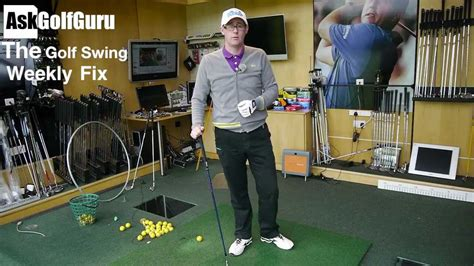 over the top swing fix the golf swing weekly fix over the top and golf grip youtube