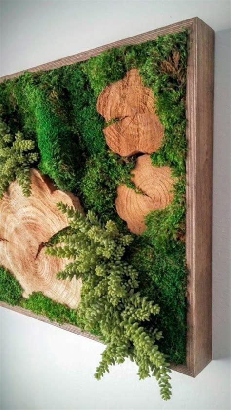 pflanzenwand selber machen 1001 ideen zum thema moosbilder selber machen