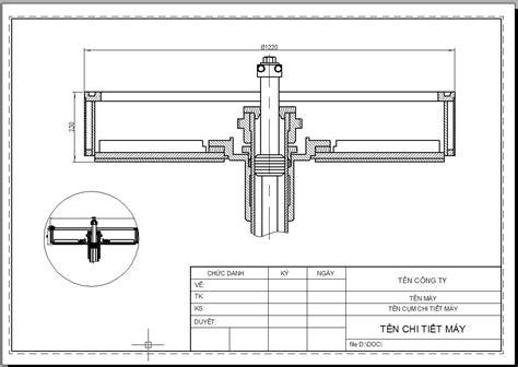 zoom trong layout sử dụng layout v 224 c 225 ch tạo h 236 nh tr 237 ch trong bản vẽ kĩ