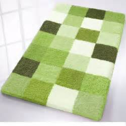 bath mats or rugs caro checkered bath rugs from vita futura contemporary