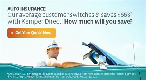 Kemper Direct Auto by Car Insurance Bc Quote Canadian Direct Insurance Quote