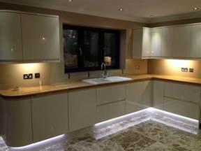 Kitchen Led Lights Led Kitchen Lighting Functional And Help The Kitchen Lighting Fresh Design Pedia