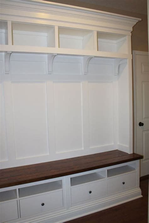 mudroom lockers with bench built ins laundry mudroom eye candy