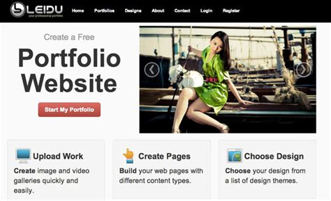 design online portfolio designer 8 places to build and showcase your portfolio
