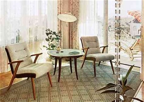 wohnzimmer 50er stil 50er jahre wohnzimmer home image ideen