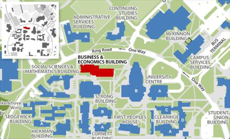 Uvic Mba Ranking by Of Maps And Buildings Business And