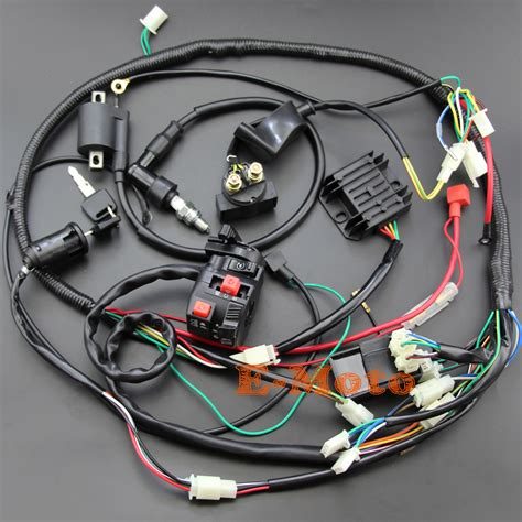 150 Cc Original original gy6 150cc wiring harness 33 wiring diagram images wiring diagrams aneh co