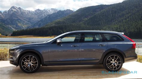 volvo america the 2017 volvo v90 cross country might just charm america