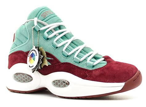 the question shoes sns x reebok question quot a shoe about nothing quot sneakernews