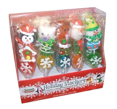 Decorated Pack by Sweet Seasons Stackers Decorated