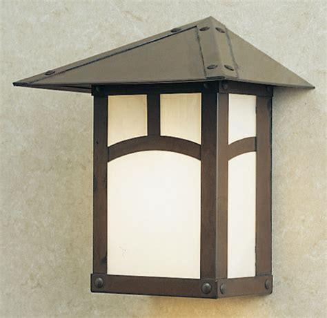 arroyo craftsman outdoor lighting arroyo craftsman ew 7 craftsman mission 1 light outdoor