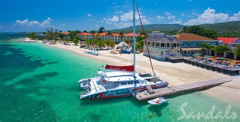 catamaran excursion montego bay catamaran beach sandals montego bay latitudes travel