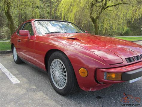 Porsche 924 Turbo by Porsche 924 Turbo