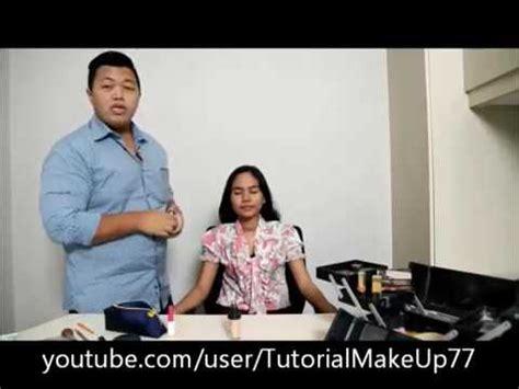tutorial make up natural untuk kulit berminyak cara make up natural untuk kulit sawo matang youtube