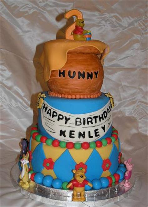 winnie the pooh cake designs ideas pictures