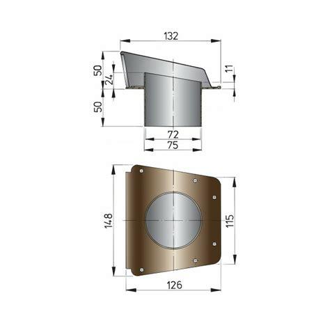 Vetus Stainless vetus stainless steel shell ventilator type scirocco mec marine