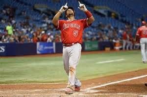 albert pujols passes mickey mantle on all time home run