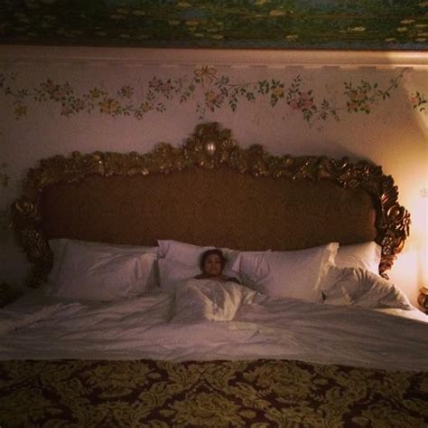 kim kardashian bed kim kardashian siblings post obnoxious photos from inside the versace mansion the