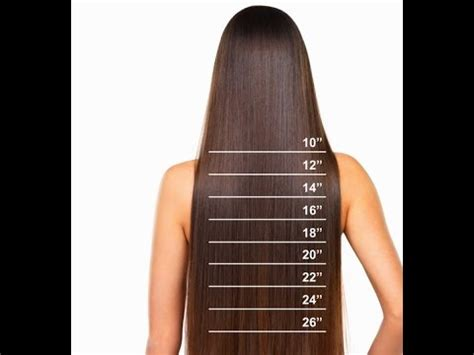 how long is a 14 inch for hair how to grow your hair 10 inches in a month it works