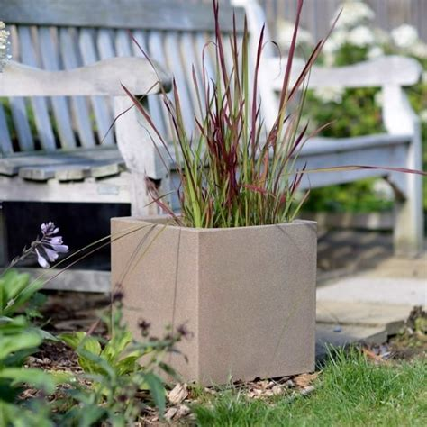 Cadix Planters by Cadix Tutch Square Planter Garden