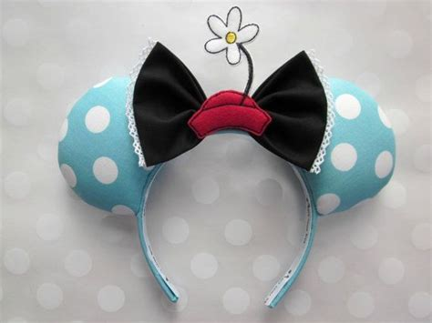 Handmade Minnie Mouse Ears - 17 best images about disney ears on disney