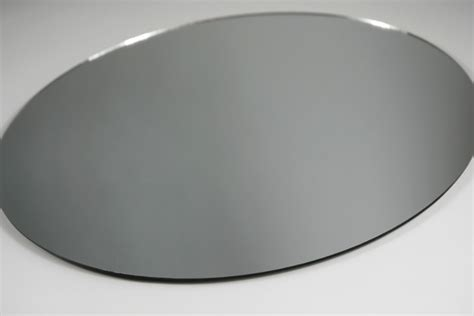 six 10 quot round glass table mirrors bulk buy