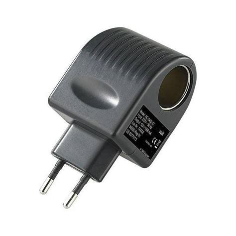 Adaptateur Allume Cigare Prise Secteur 1459 by Outlet Adapter Transformer 220v 12v Cigarette