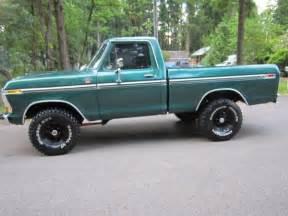 1979 Ford F150 4x4 1979 Ford F150 4x4 Ranger Xlt 4x4 Trucks