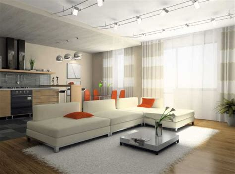 Living Room Track Lighting Gorgeous Track Lighting Ideas For The Contemporary Home