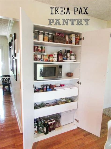 Ikea Pantry | ikea ikea pax and pantry on pinterest