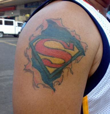 superman logo tattoo designs michael kriptoniano superman tattoos designs