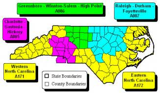 zip code map of carolina carolina state regional zip code wall maps