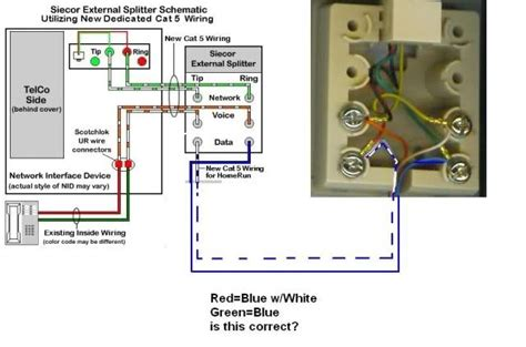 dsl wiring diagram wiring diagram and schematic diagram