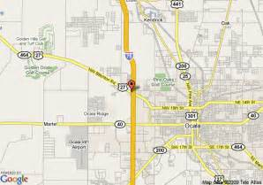 where is ocala florida on map www muninetguide maps fl ocala ocala florida metro