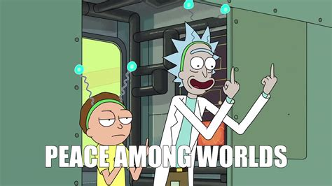 Peace Among Worlds tv quotes peace among worlds tv quotes