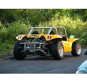 VW Buggy  2008 Dune Conversion Based On A 1970 Bee