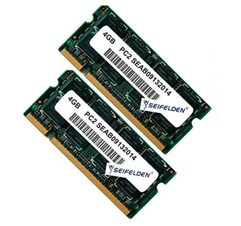 Upgrade Ram Laptop Sony Vaio 8gb 2x4gb memory ram for sony vaio vgn ns325j s laptop