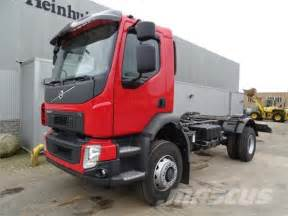 Volvo Truck 4x4 Used Volvo Fl 280 4x4 6 Chassis Cabin New Cab