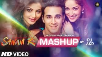 mashup song 2016 sanam re mashup 2016 song by dj akr vdj mahe hd