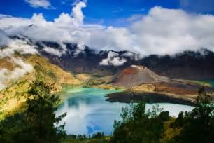 Kaos Gunung Rinjani Lombok 1 paket mendaki gunung rinjani 4 hari 3 malam trekking ke rinjani