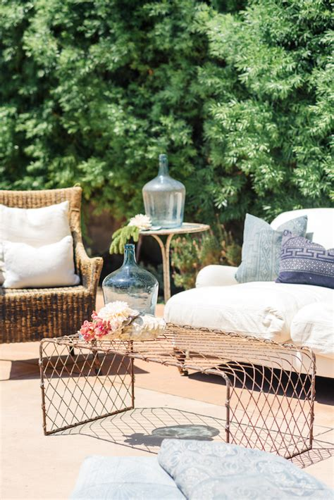 backyard clambake backyard clambake inspiration found vintage rentals