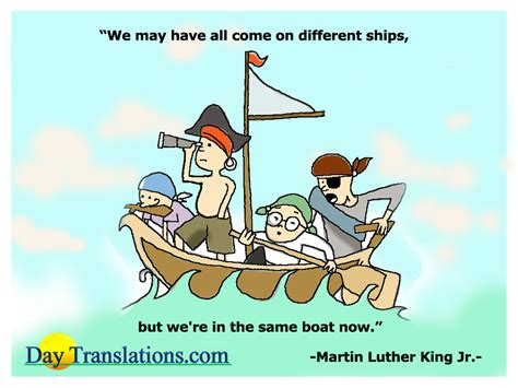 on the same boat idiom of the week all in the same boat atlanta english