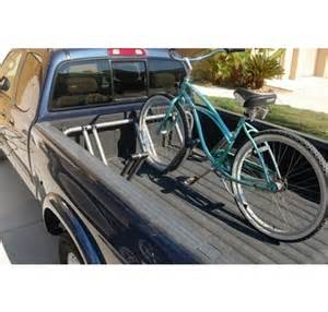 pipeline truck bed bicycle rack