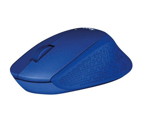 Mouse Logitech M331 logitech m331 silent plus blue ban leong technologies