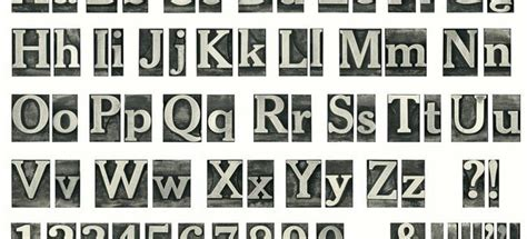 35 professional clean fonts for your website designs web