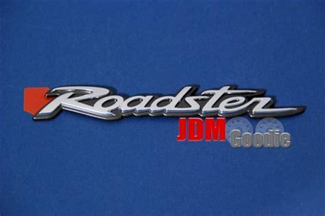 miata logo mazda 06 miata nc roadster emblem